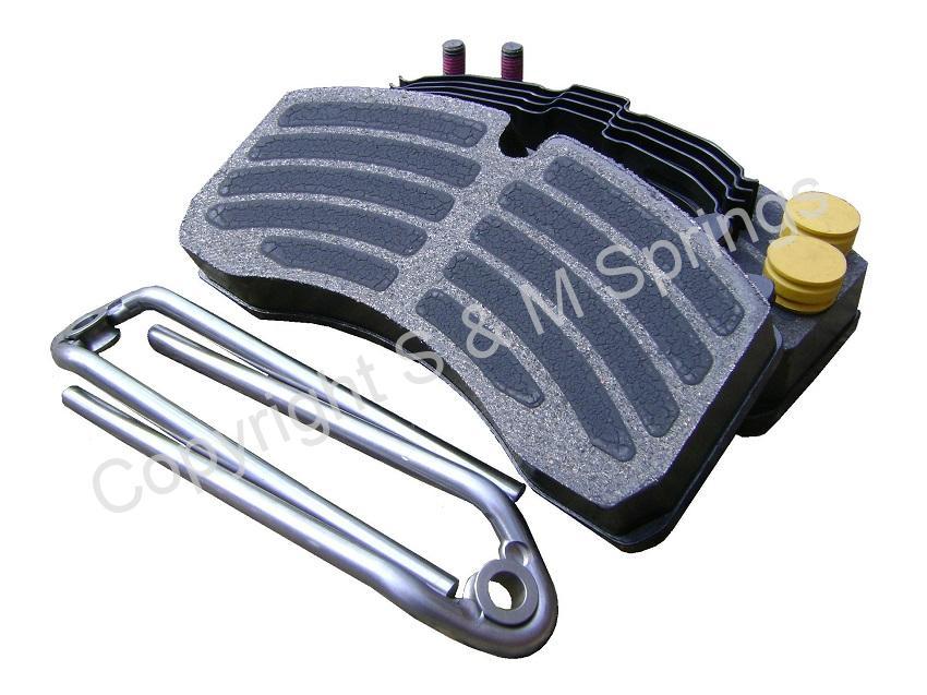 1101449 SCHMITZ Brake Pad Set