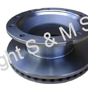 17870 SCHMITZ Brake Disc to suit