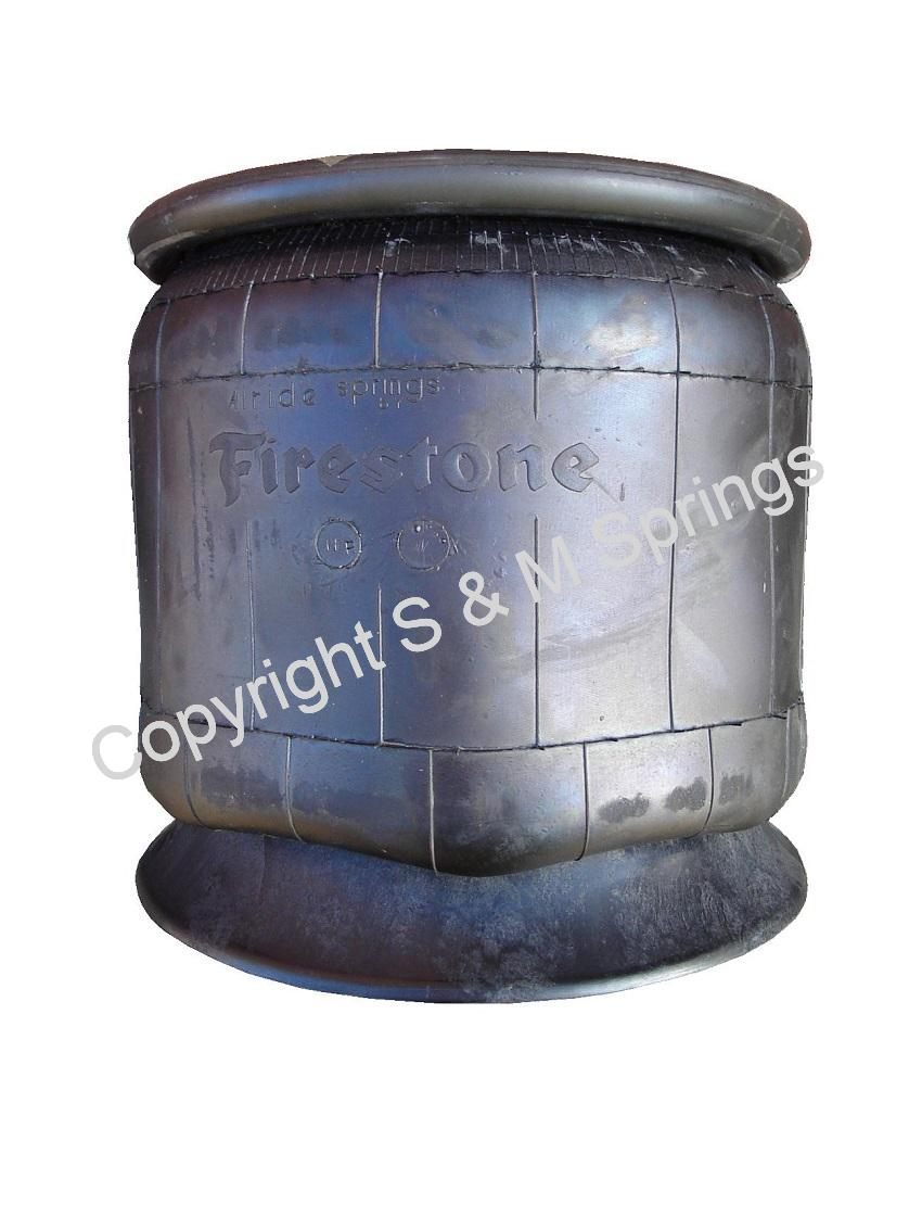 2517987 1865759 2073515 SCANIA Mid Axle Suspension Bag