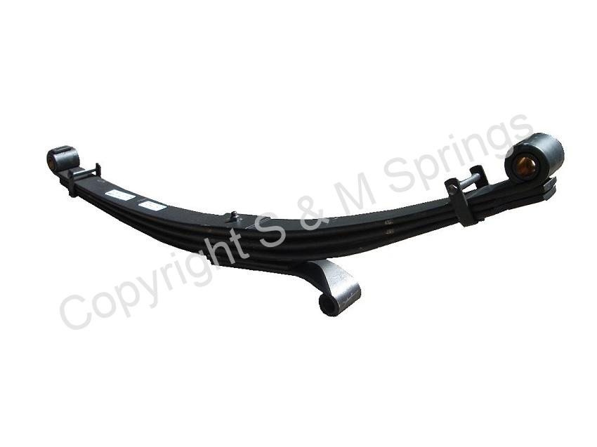48110-0040 481100040 HINO 2nd Axle Front Spring 700 Series – 3 Leaf