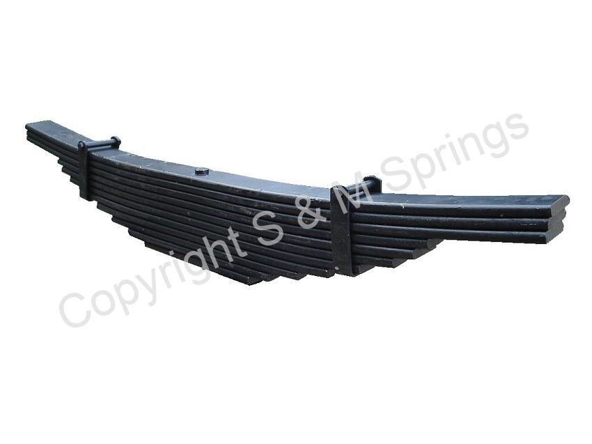 48220-4911 482204911 HINO Rear Spring 700 Series – 11 Leaf