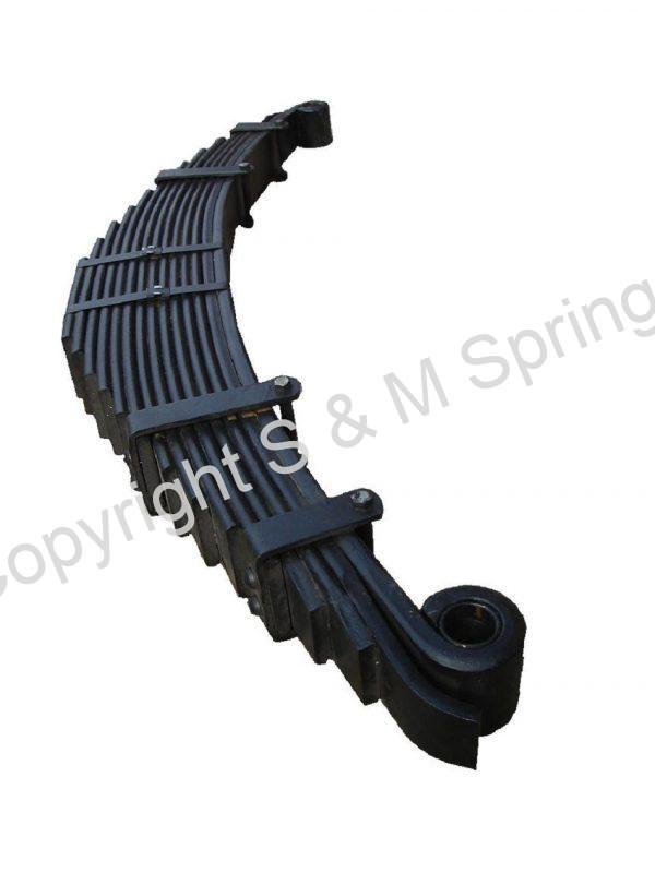 812380 DENNIS Elite Spring Rear 820499