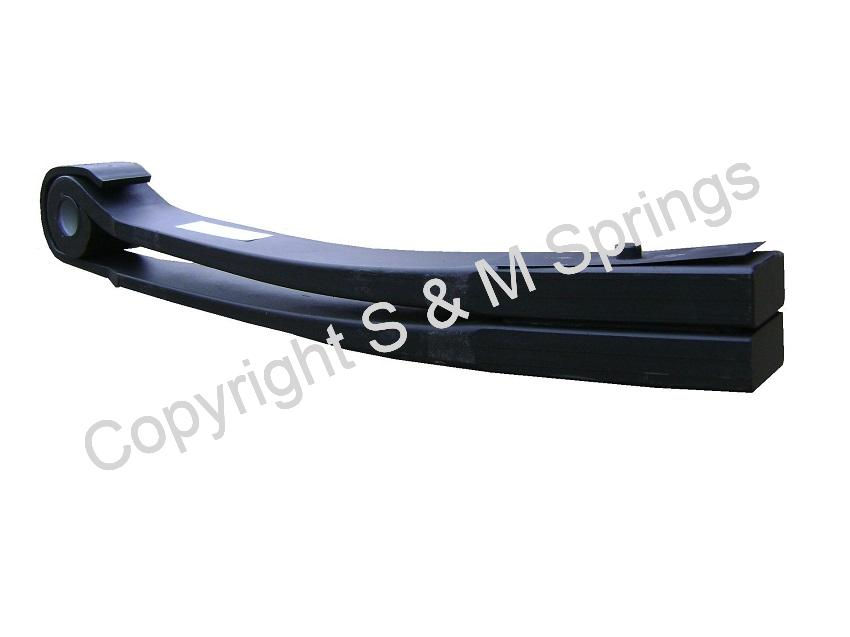A9433200001 MERCEDES Midlift Spring – 2 Leaf