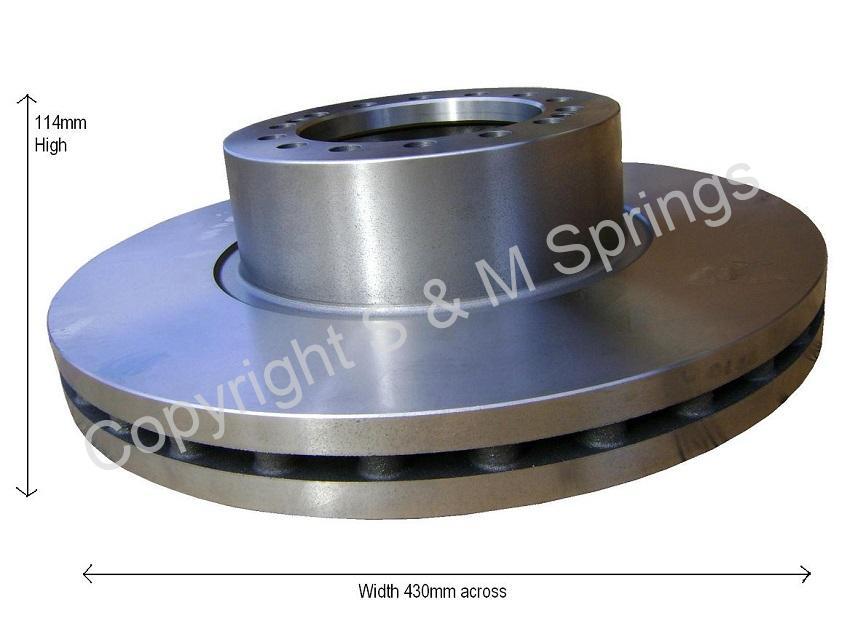DEP104073 DEP102539 DENNIS-Elite 2 Brake Disc