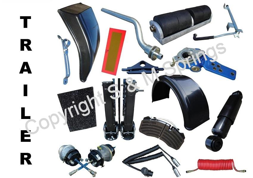 COMMERCIAL TRUCK & TRAILER PARTS – TRAILERS