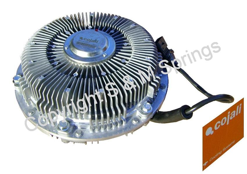 1916598 DAF Viscous-Fan Clutch – with Electrics