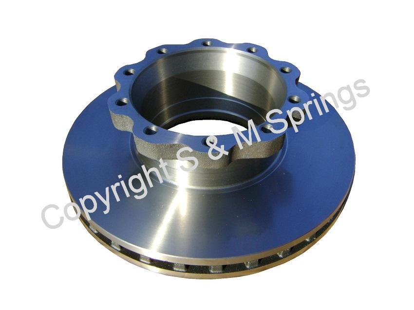 81508030048 81508030028 MAN & NEOPLAN – Brake Disc Rear