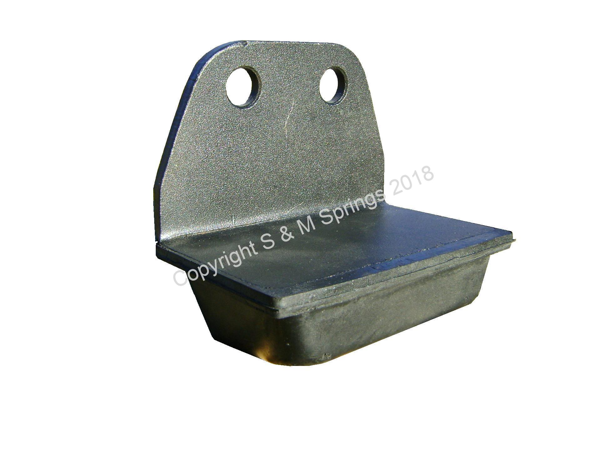 Bump Stop (Rear) – SCANIA
