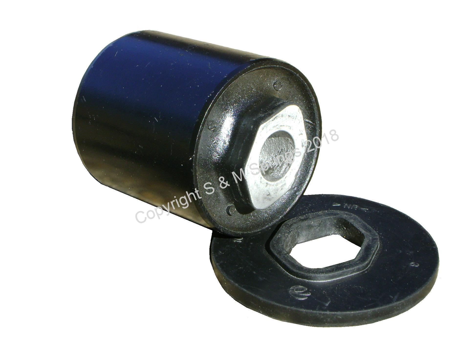 Cab Front Mounting Bush & Rubber Washer – SCANIA