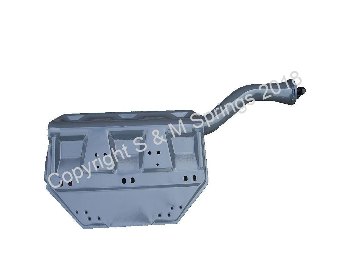 Rear Wing Stay Bracket – SCANIA