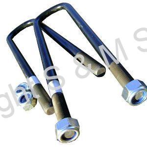 406861 DENNIS Javelin U-Bolt Rear (for 245987 Spring)