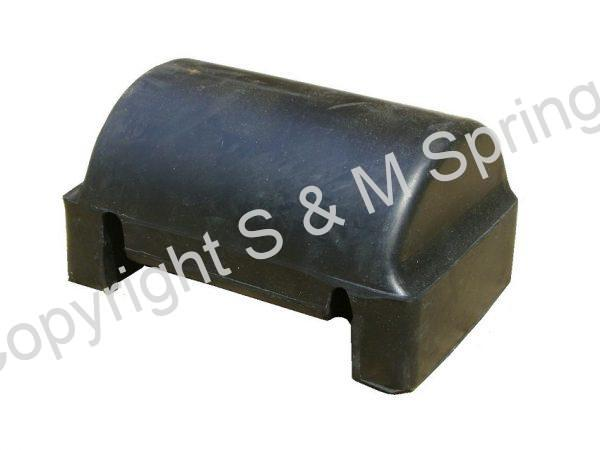 611910-2 DENNIS Javelin Rubber for Rear Spring 90mm