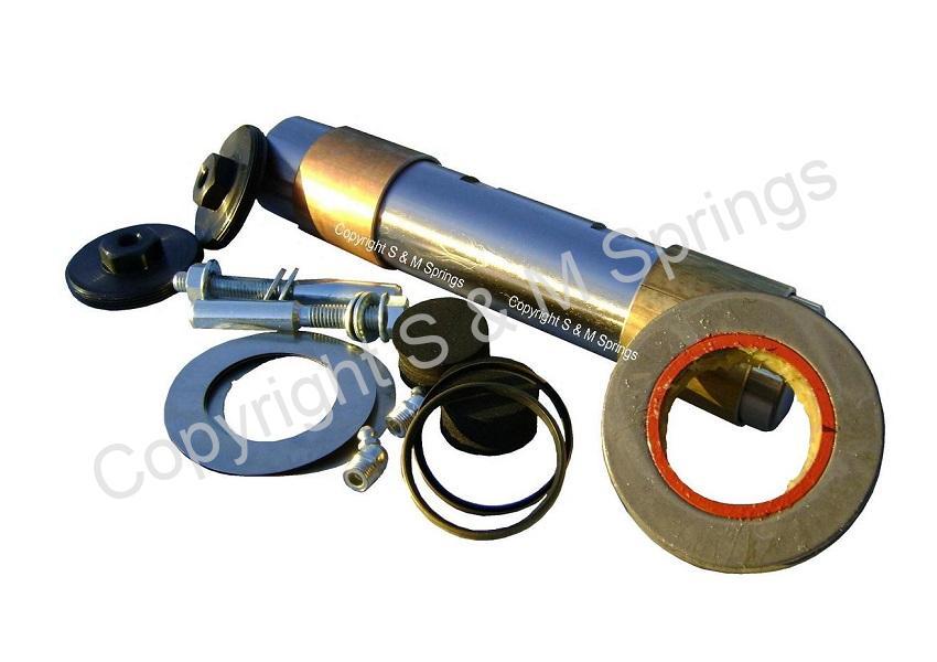 DEP102985 DEP102986 DENNIS Elite 2 – King Pin Kit (Wheel)