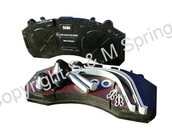 DEP103188 DENNIS Elite 2 Brake Pads