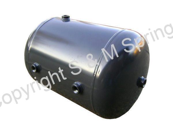 1778889 SCANIA Air Tank 30 Ltires 4 ports 483 x 310mm