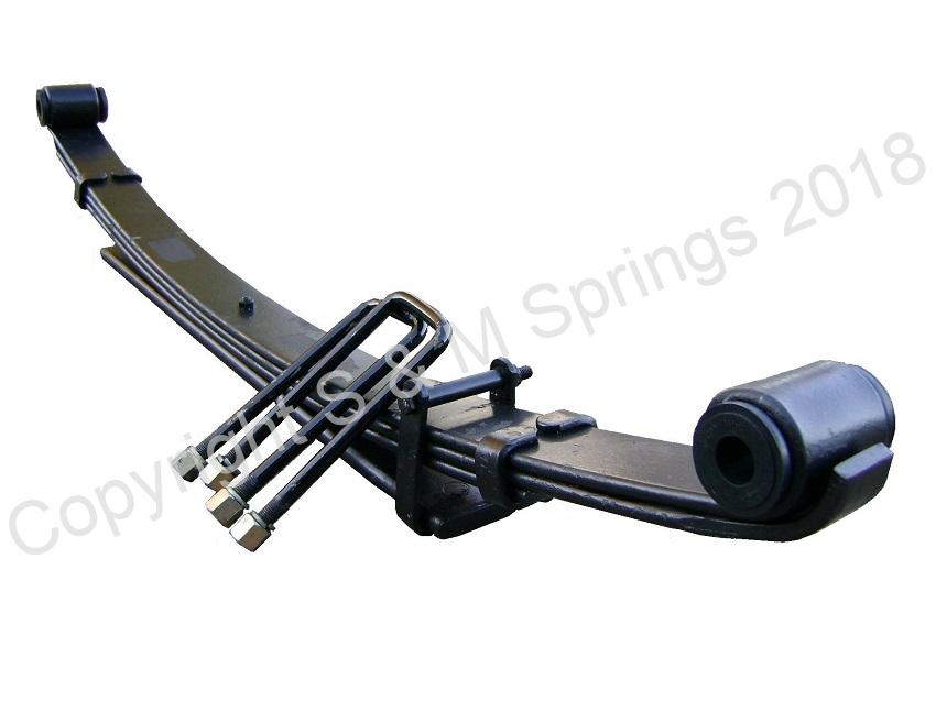 ML103691 MITSUBISHI Canter-Fuso Rear Spring 3 + 1 - S & M