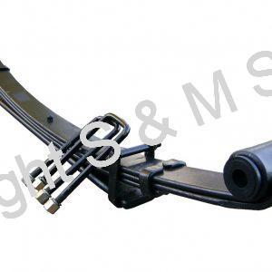 ML103691 Mitsubishi Fuso-Canter Leaf Spring Rear 3 + 1