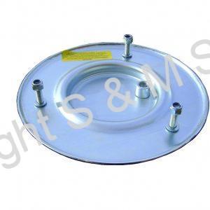 611896-6 DENNIS Javelin Top Plate Front