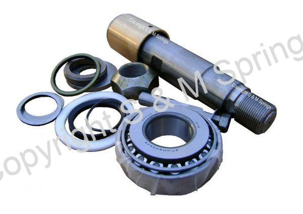 656007-45 656007-46 DENNIS Trident King-Pin Kit Wheel
