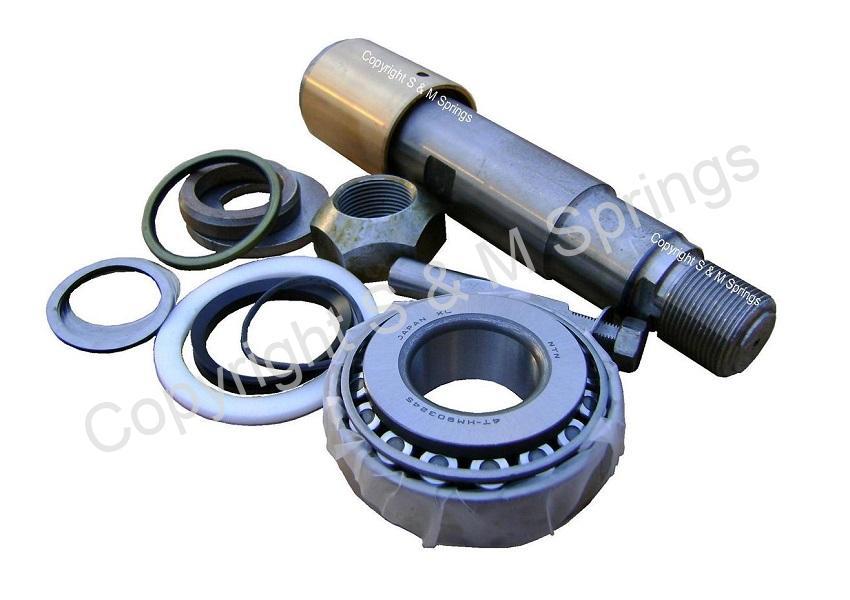 656007-45 DENNIS Trident 656007-46 King Pin Kit Wheel
