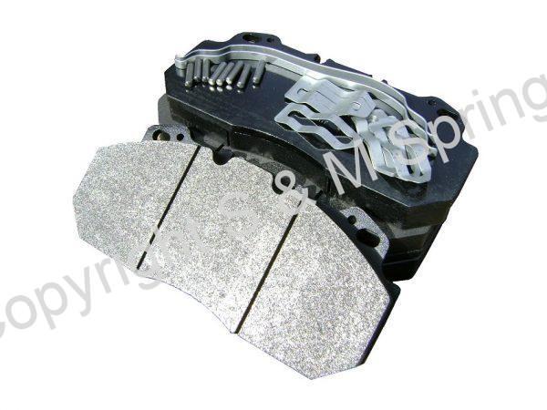 DEP104141 DEP100069 DENNIS Brake Pad Set