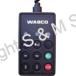 1505289 1337230 DAF ECAS Remote Control Unit (generic image only shown)
