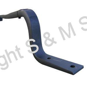142843-4 N2434006034 ERF Spring Rear