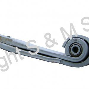142854-3 ERF Rear Spring 2 Leaf