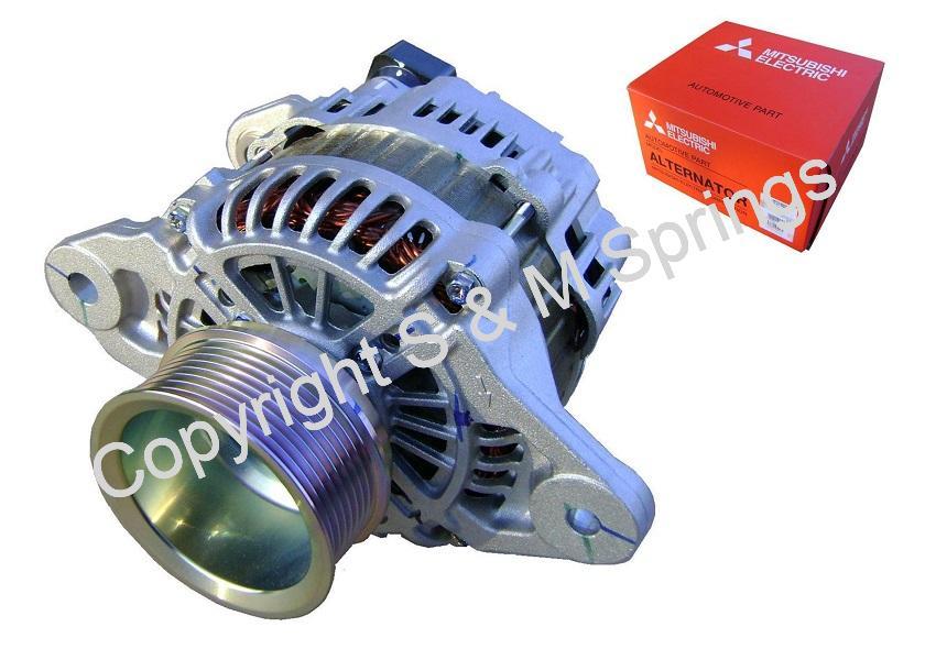 7421056611 RENAULT Alternator – MITSUBISHI O.E.M. 24v