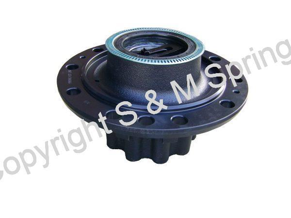 1348433 1283975 DAF Hub Rear cw Bearings & Exciter Ring (1)