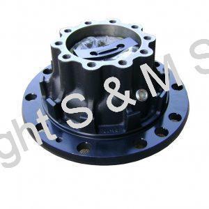 1348433 1283975 DAF Hub Rear cw Bearings & Exciter Ring