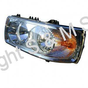1832400 DAF Headlamp L.H.
