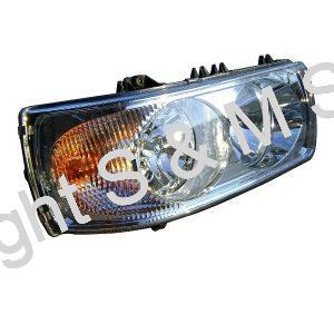 1832401 DAF Headlamp R.H.