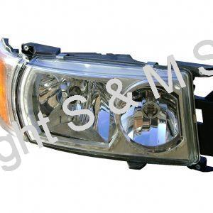 2416145 2241847 2000058 SCANIA Headlamp R.H. H7 24v