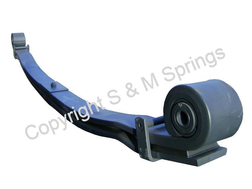 81434026327 ERF Front Spring 2 Leaf